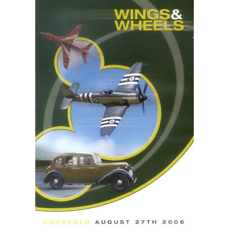 Wings and Wheels airshow